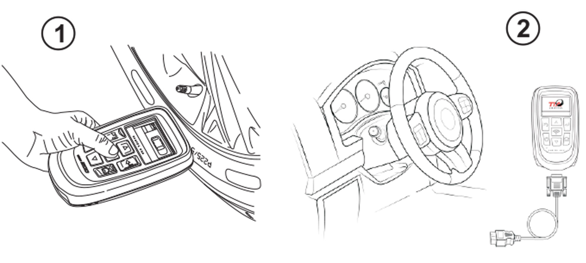 Complete Vehicle Relearn