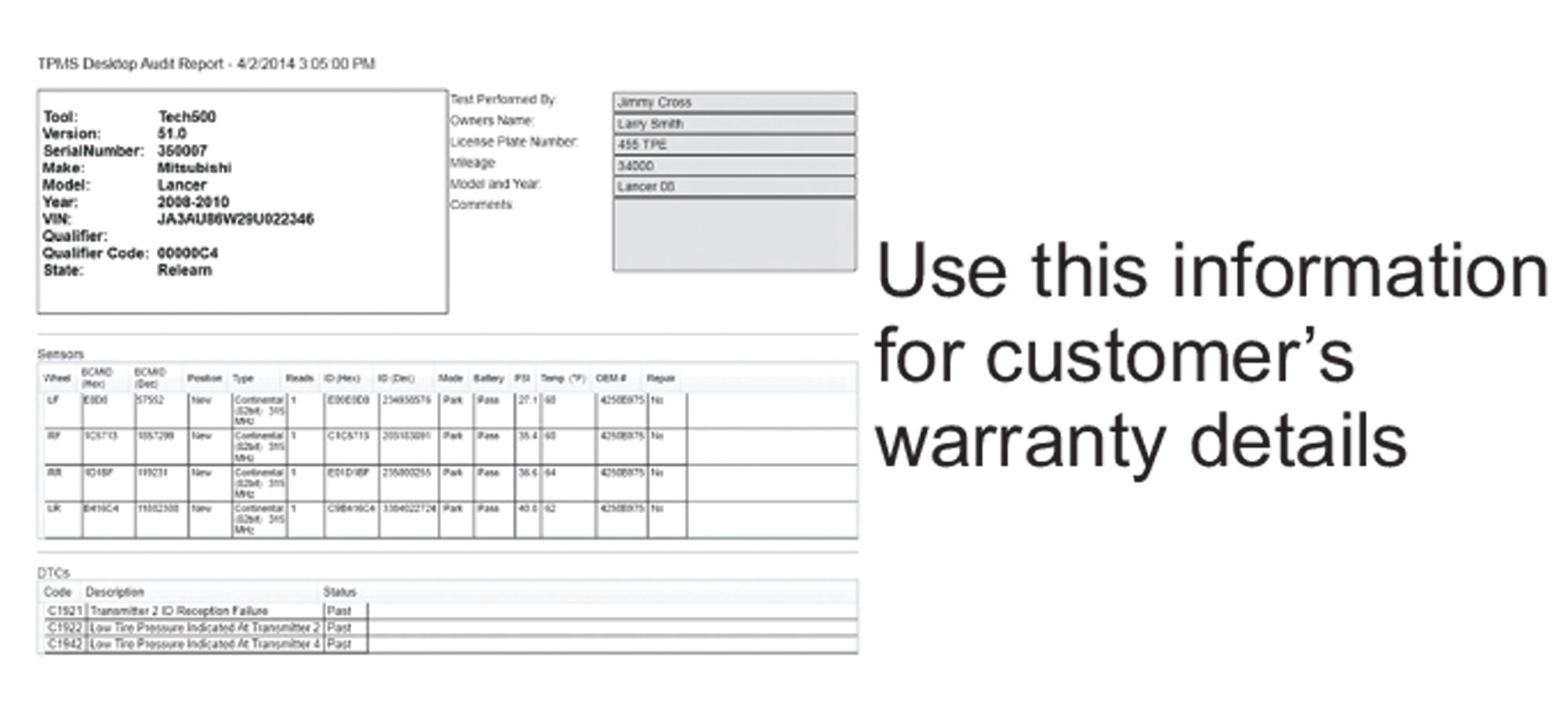 Print/Save Inspection Report