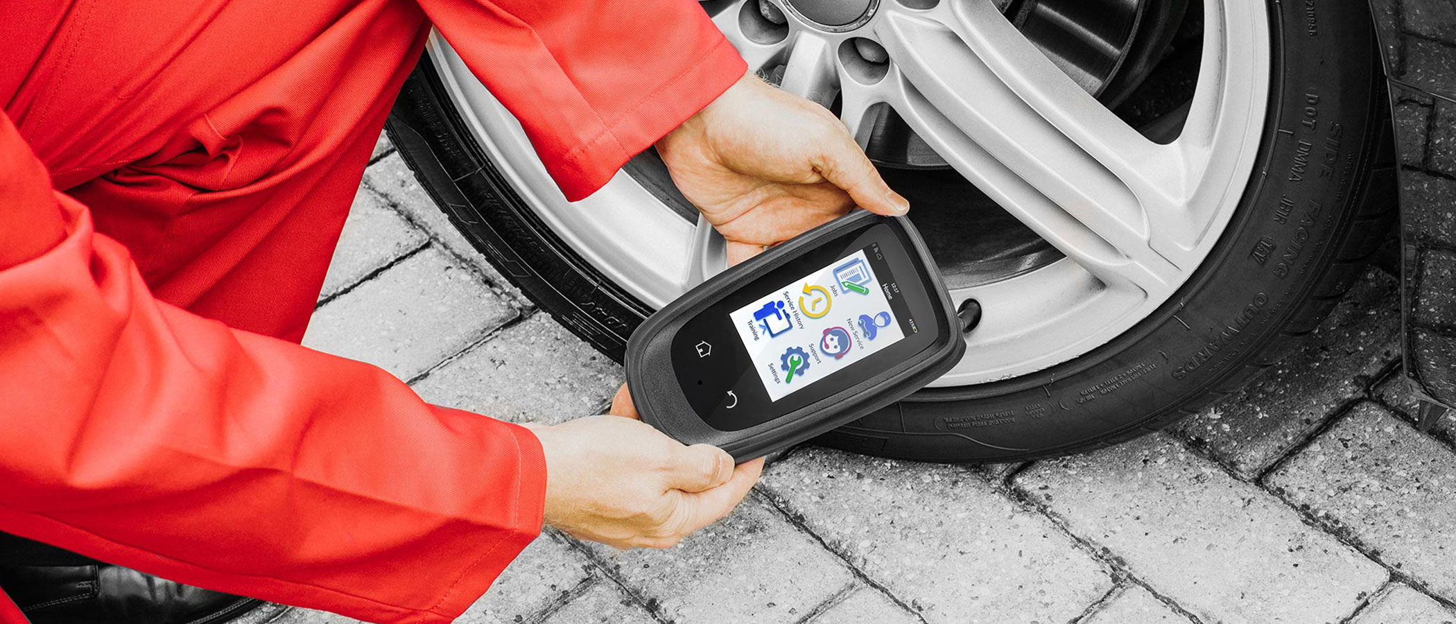 The Six Steps to TPMS